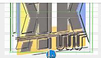 kuuuk logo variation schraeg