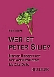 ruth justen wer ist peter silie cover 77 pix